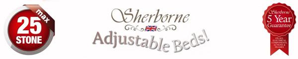 Image result for sherborne adjustable beds logo