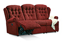 Sherborne Lynton Powered Reclining 3-Seater Settee